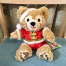 Tokyo Disney Sea 2009 Christmas Duffy plush toy doll Santa Costume music box
