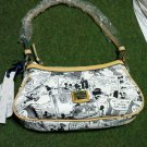 Disney Store x DOONEY&BOURKE Mickey Mouse Comic pattern Shoulder bag Handbag  FS