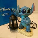Disney × Setocraft Stitch floor lamp Garden light Pottery ornaments from Japan
