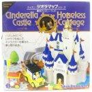 Tokyo Disneyland Dioramap Cinderella Castle Sleeping Beauty's Castle Miniature
