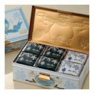 Shiroi Koibito white lover 54 pieces White & Black chocolate cookie set Hokkaido