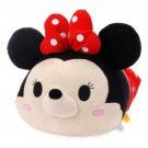 Disney store TSUM TSUM Minnie Mouse Size L Plush Doll toy Ribbon Japan