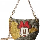 Accommode Minnie Mickey Mouse Abaka Pochette Bag Chain shoulder wallet 2 Way FS