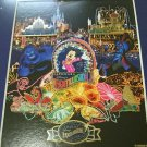 Tokyo Disneyland Fantillusion final parade Goodbye Memorial pin badge set