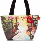Disney × ROOTOTE Feather ROO Alice in Wonderland Handbag tote bag