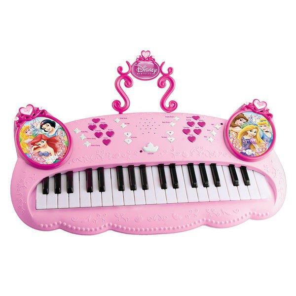 Disney Princess Fashionable keyboard Role play function Piano ToysRUs Japan