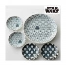 Disney Star Wars Party Set Stormtrooper Dish Saucer set small Plate madein Japan
