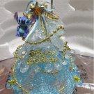 Disney store  Japan Lilo & Stitch Christmas Tree illumination light acrylic blue