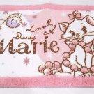 Disney Marie pink Front door mat Bath mat Minilag polyester  Japan NEW FS