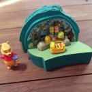 My Disneyland USA Pooh's Honey Hunt Diorama Miniature figure Resin ornament FS