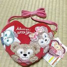 2017 15th Tokyo Disney Sea Sweet Duffy Pass Case Coin purse Sherry May Gelatoni