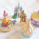 Disney parade Fantasyland Miniature Diorama Parts Set Resin Figure Partner state
