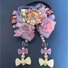 Disney Small Princess Sofia ribbon Hair Rubber Hair clasp hair ornaments Japan