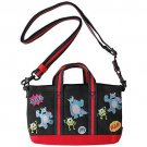 Disney Monsters Inc ROOTOTE 2WAY Smartphone Case Pochette shoulder bag blue NEW