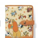 Disney Character Lady and the Tramp Card Case Periodical Berlioz Made in Japan