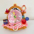 Tokyo Disney Tinker Bell Figure Perfume Snow Glove Snow Dome Rare Item Girls
