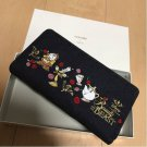 Samantha Tavasa COLORS by Jennifer Sky Beauty and the Beast Wallet Denim