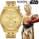 Nixon x STAR WARS Time Teller Chrono Unisex Wrist watch A 972 SW - 2378