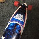Star Wars Santa Cruz Collector's Edition Surf Skateboarding Long Boys Sports