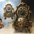 Disney Store Beauty & The Beast Cogsworth Place Time World Limited 2000