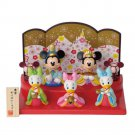 Tokyo Disney Resort Limited Character Goods Mickey Minnie Hina Doll Figure