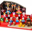 Tokyo Disney Resort Mickey & Friends Chicks Doll Figure Set Mrie Donald Minnie