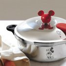 Mickey Mouse 0 minutes Pressure cooker pot IH compatible Asahi Metal Japan FSNEW