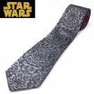 Made in Japan Star Wars Character Goods Darth Vader Paisley Silk 100% Tie