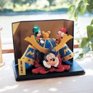 Disney Character Goods Mickey Mouse & Minnie May doll Figure Ornament