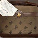 1983Tokyo Disneyland open memorial limited Mickey Collection Shoulder Bag Rarity