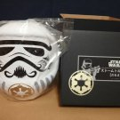 Japanese traditional crafts X Disney STAR WARS STORMTROOPER Dharma face figure