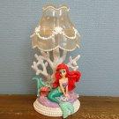 Disney Store 25th anniversary Princess Little Mermaid Ariel LED stand light lamp