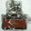 Disney Japan Limited Donald Duck Daisy Music Box Jewelry Box Case Antique Styl