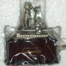 Disney Japan Limited Aristocats Marie Family Music Box Jewelry Box Case Antique