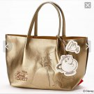Disney Beauty and the Beast The Gold Tote Backpot and Mrs. Lumiere Handbag