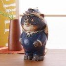 Disney Zootopia Michael Tanuki ShigarakiDisposable Ornament Figure Made in Japan