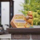 Disney Winnie The Pooh Solar Name Light Front door name plate garden ornament