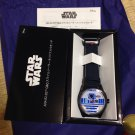 Star Wars x ANA All Nippon Airlines Limited Wrist watch R2 - D2 Limited to Japan