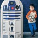 Star Wars R2 - D2 cardboard secret base house Box shelter Made in Japan