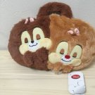 Tokyo Disney Store Limited Chip & Dale Claris Bag Type Blanket Fur Girls