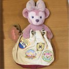 Tokyo Disney Resort Sea Sherry May Duffle Bag Pouch Mira Costa Ladies Kids