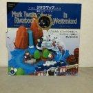 Tokyo Disneyland Dioramap Steamboat Mark Twain Riverboot in Westernland Item