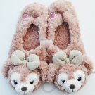 2017 Tokyo DisneySea Limited Character Goods Sherry May Room Shoes Plush Slipper