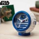 Star Wars Character Goods R2-D2 Puzzle Clock Desk Desk Clock Item