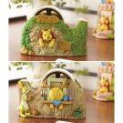 Disney Winnie the Pooh Tape Dispenser Cutter Holder stationery Made of Resin