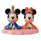 Tokyo Disney Resort Limited Character  Mickey & Minnie Mouse Hina Doll Figure