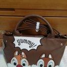 Disney store limited chips and Dale character 2way tote bag shoulder handbag