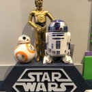 Tokyo Disneyland Limited Star Tours Piggy Bank Character C - 3PO R2 - D2 BB - 8