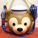Tokyo DisneySea Character Goods Duffy Popcorn Bucket Container Case Item