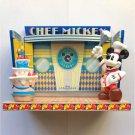 Tokyo Disneyland Ambassador Hotel Limited Chef Mickey Photo Frame Stand